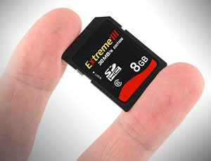 How to spot fake memory card