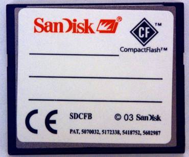 How to spot fake SanDisk SD memory card