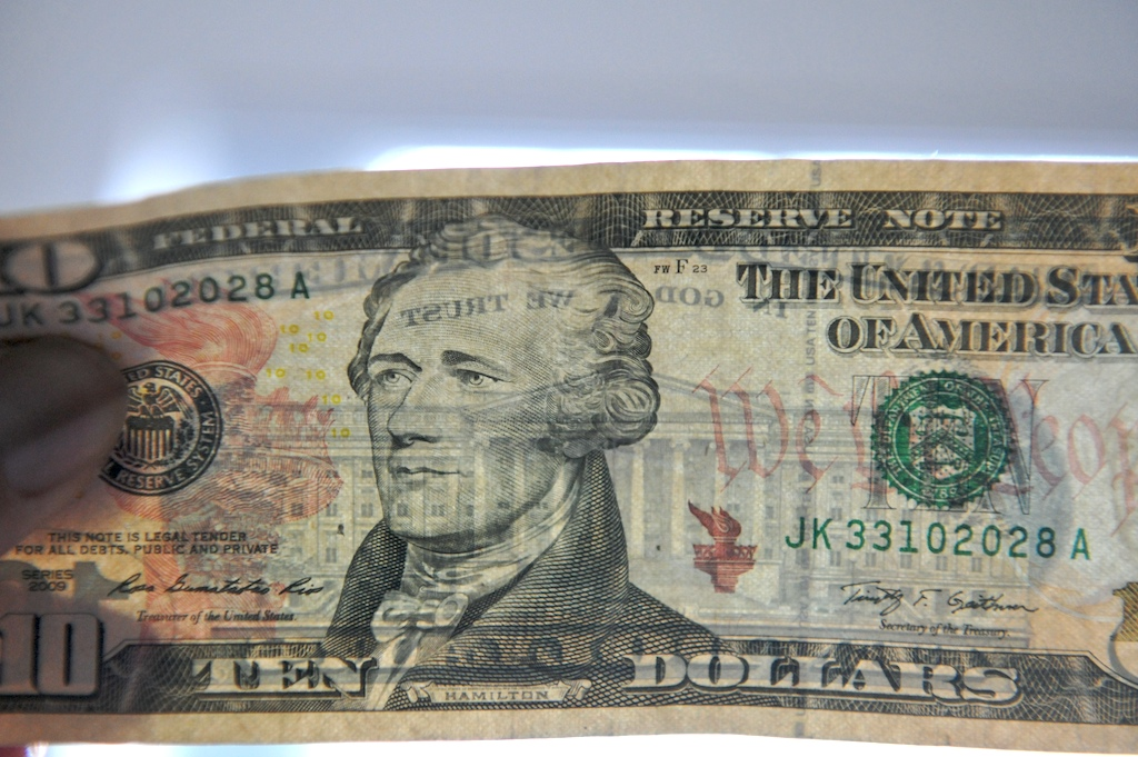 counterfeit money essay
