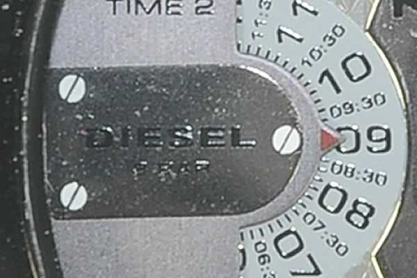 How to spot fake Diesel Only The Brave watches and identify genuine Diesel watches