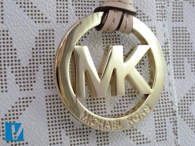 How to spot fake MK Michael Kors Hamilton bag and identify genuine MK Michael Kors Hamilton bag