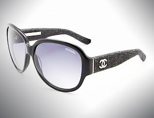 How to spot fake Chanel sunglasses, recognize counterfeit and identify genuine Chanel sunglasses