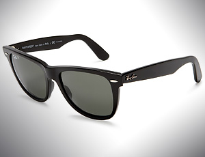 How to spot fake Ray Ban Wayfarer sunglasses, to identify counterfeit and buy genuine Ray Ban Wayfarers