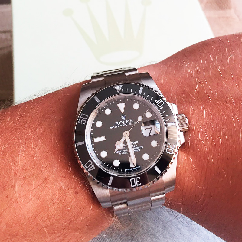 How to spot a Rolex super fake - recognize an extra quality counterfeit Rolex watches
