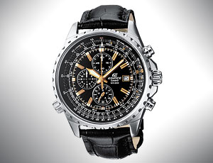 How to spot fake CASIO Edifice EF-527L-1AV watch