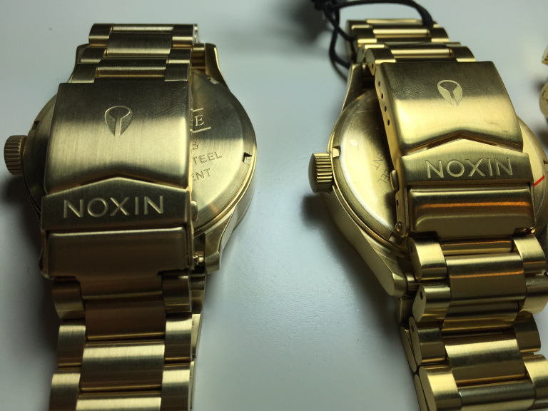 How to spot a fake Nixon Sentry watch