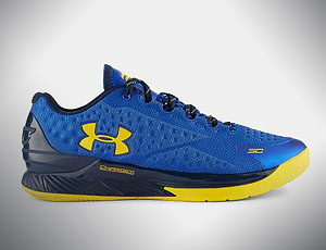 to spot a fake Under Armour Curry shoes