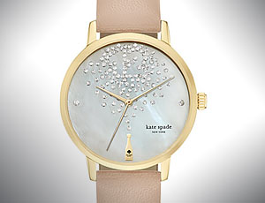 How to spot fake Kate Spade watches